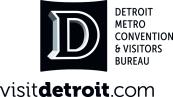 Detroit Metro CVB Logo